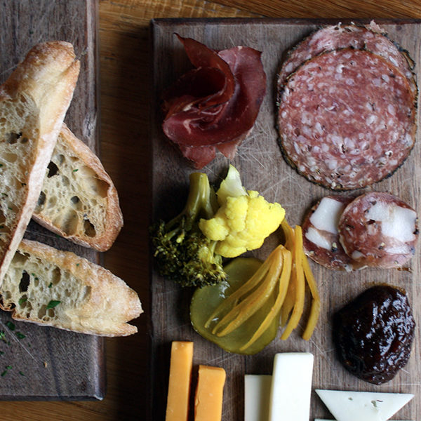 Happy Hour Mini Charcuterie