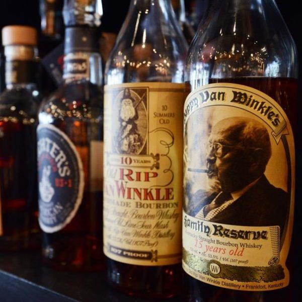 Full Bar: bourbon, beer & cocktails