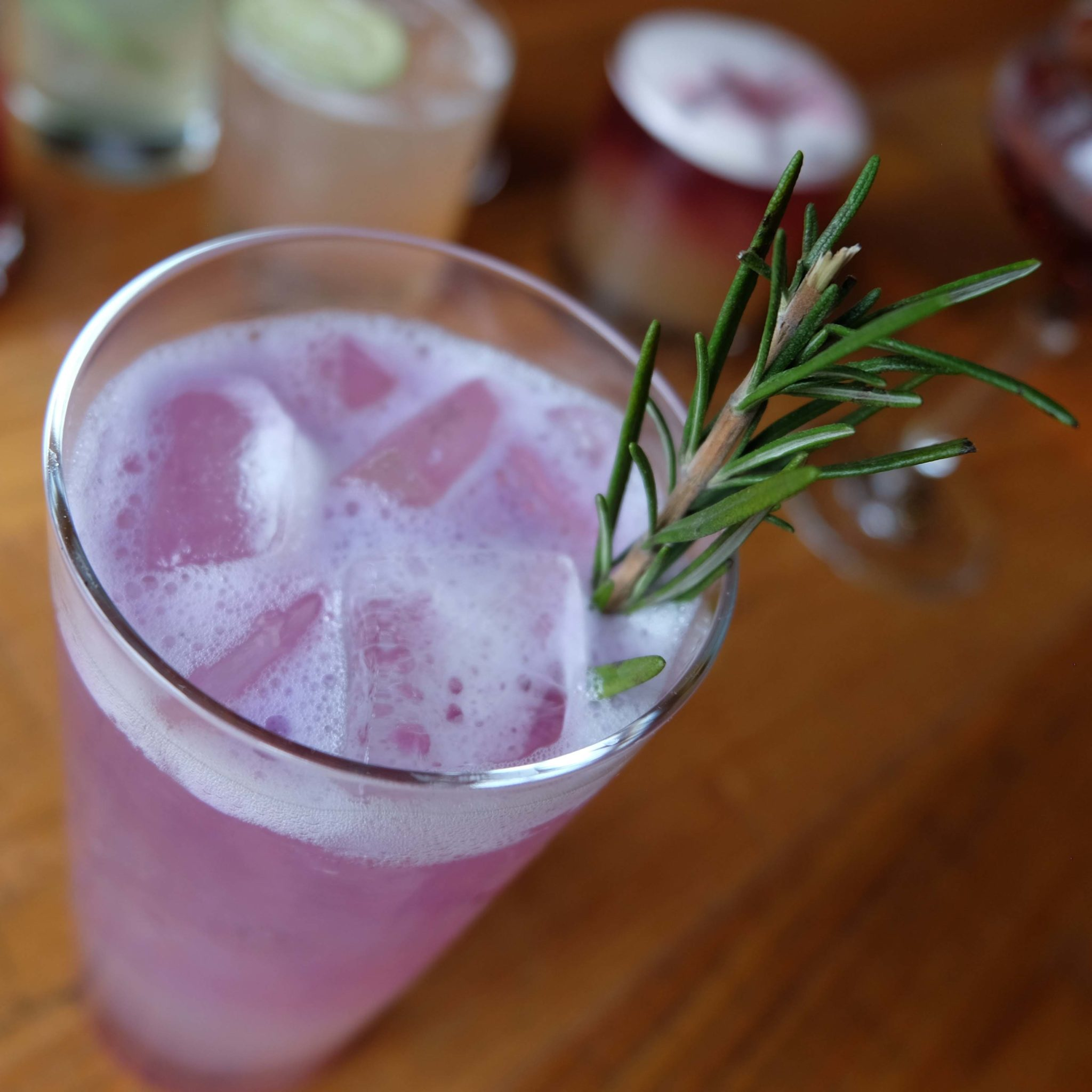 Rosemary's Lemonade Wine Cocktail