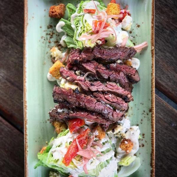 Smash with Steak