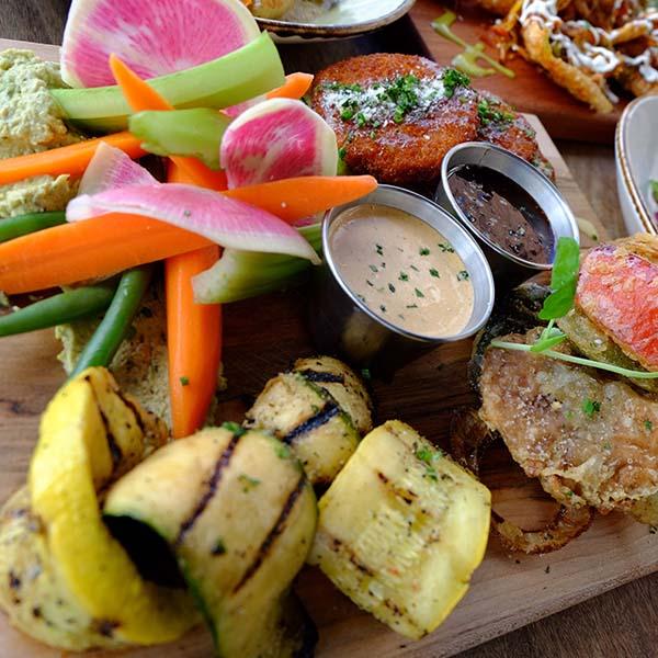 Seasonal Veggie Boards